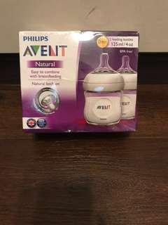 Philips AVENT Milk Bottle (125ml)