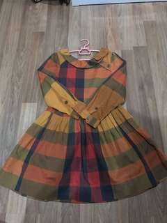 Authentic Burberry Children Dress