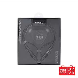 MINISO BLUETOOTH HEADSET MODEL: Z6000