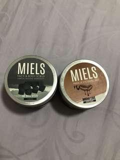 Miels face & body scrub