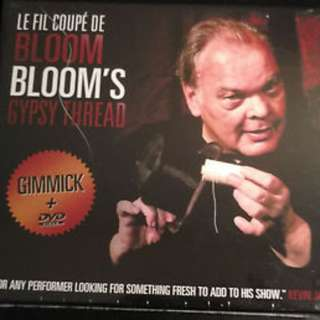 Bloom's Gypsy Thread by Gaetan Bloom magic trick