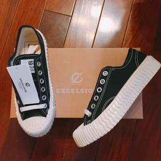 🚚 全新 excelsior 餅乾鞋 25號