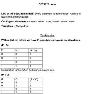 GET1028 notes (A)