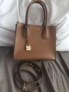 Mk bag- chocolate brown