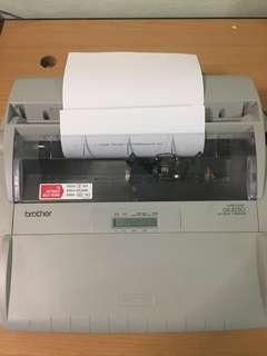 GX-8250 Brother Electronic Typewrite