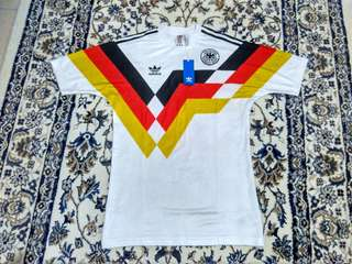 adidas Originals West Germany World Cup 90 Home Jersey
