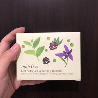 INNISFREE best selling kit