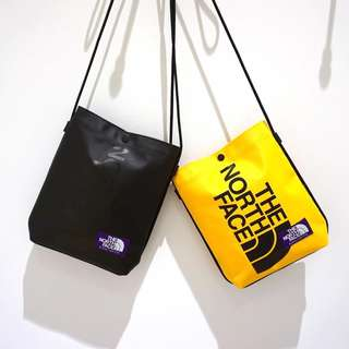 The North Face Purple Label TPE Shoulder Pocket Bag