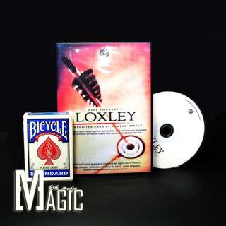 Loxley by David Forrest magic trick