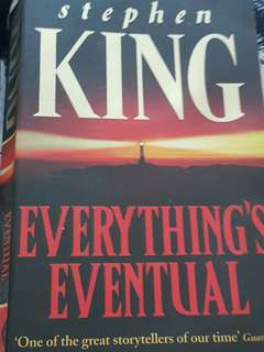 Stephen King Everything Eventual #Ramadan50