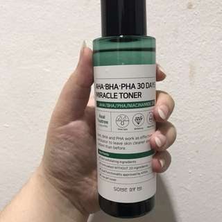 SOMEBYMI 30 days miracle toner