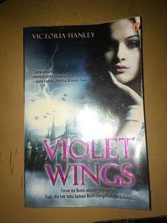 Novel Violet Wings