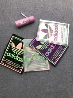 Adidas tee in 4 colors
