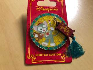 Disney pin 迪士尼徽章 LE 500 toni chinese new year