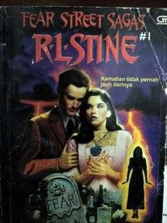 """R. L Stine """"A new fear"""""""