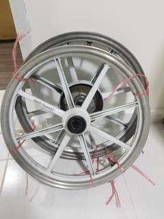 RXZ 17 inch rim