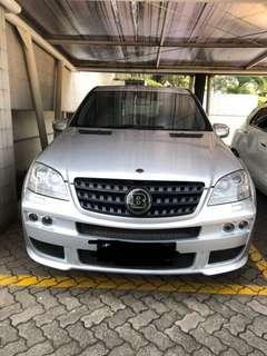 Mercedez Benz ML 350