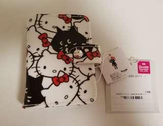 全新日本直送Hello kitty x nenet card holder 卡套