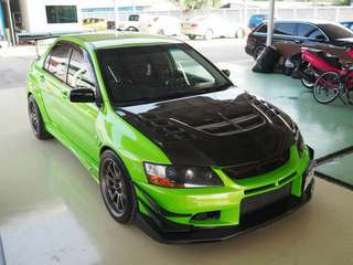 Mitsubishi Evolution 9 Voltex