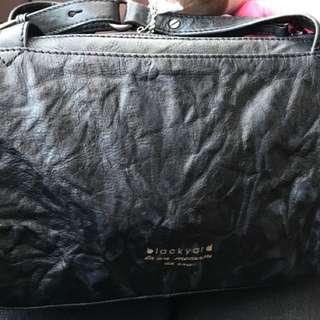 Hiroshima 真皮手袋