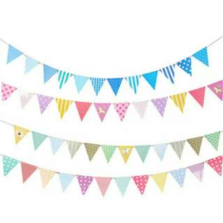 [Brand New] Party Banner Decoration
