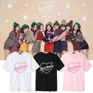 Twice t恤