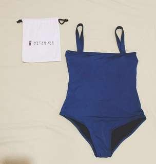 One piece swimsuit (Sycamore Swimwear)