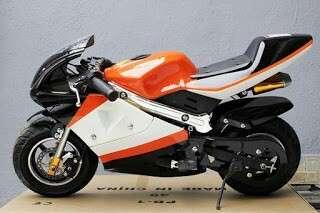 Promo perkenalan motor mini 50cc