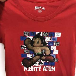 Mighty Atom. 8-9 year old. Washed but not wear