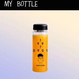 BTS防彈少年團水瓶