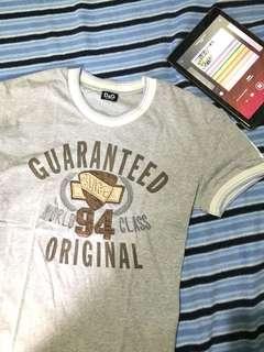 Authentic dolce & gabbana tshirt