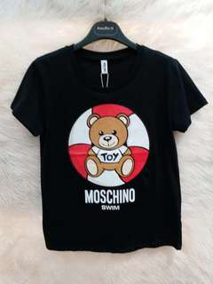 Moschino上衣XS S M 特價$980
