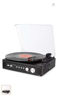 Vinyl turntable player 1byone brand