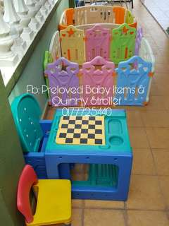 Learning table & chair