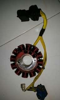 Gilera magnet coil