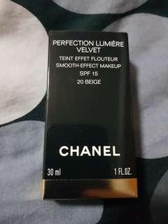 Chanel Perfection Lumiere Velvet - 20 Beige