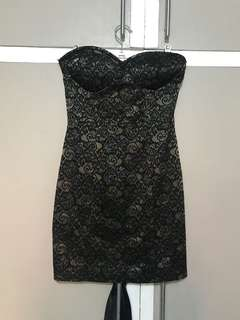 Forever 21 Mini Lace Dress