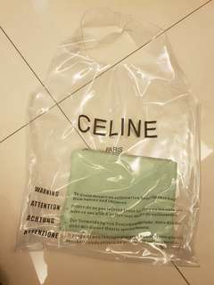 🚚 歐美超紅透明包包 celine
