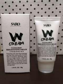 🚚 SARO W CHEAM 水粒霜