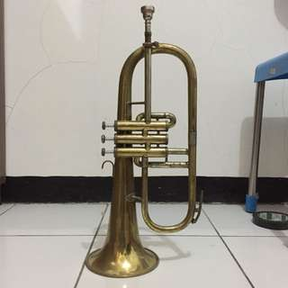 flugel horn made in austria