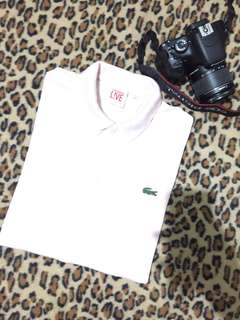 Authentic lacoste live poloshirt