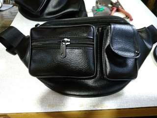 Leather Waist bag 02