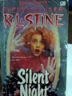 """R. L Stine """"Silent Night"""""""