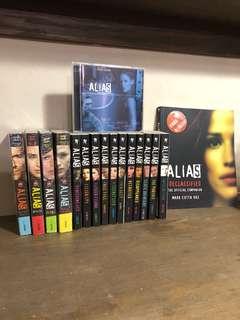 Alias Novels, Official Companion, CD