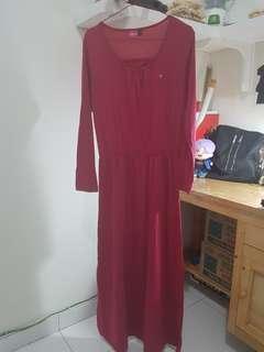 Dress Kaos Pink Sophie Martin