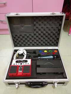 paket Mic JTS MH950 n Vocal Performer BOSS