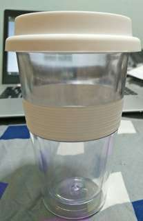 Double Insulated Wall Tumbler *Brand New* *Only 2 pieces*