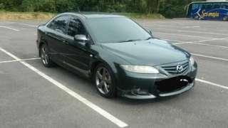 Mazda 6 2003 Auto 2.0