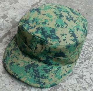 SAF Military Patrol Cap