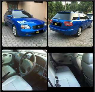 Baleno Wagon [build-up] Tahun 2000